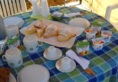 Bed And Breakfast Villa Santa Teresa